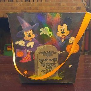 NWT Disney Halloween Candy Bucket/Pail
